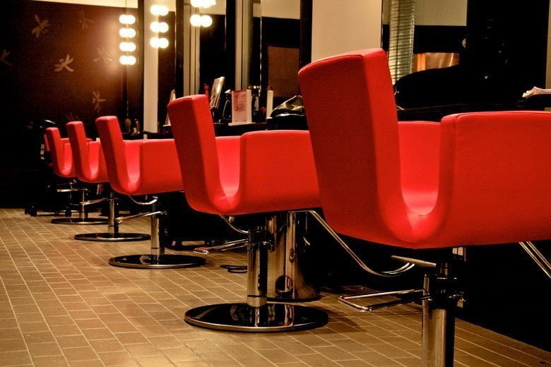 White Rock Salon Chairs