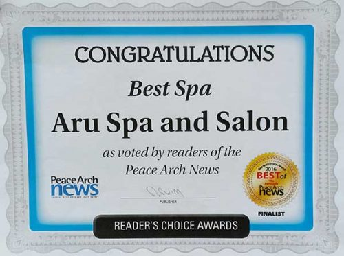 Best Spa in Surrey and White Rock