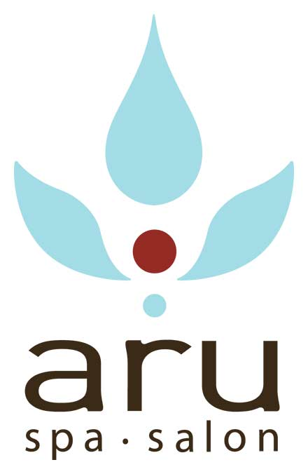 Aru Spa and Salon logo